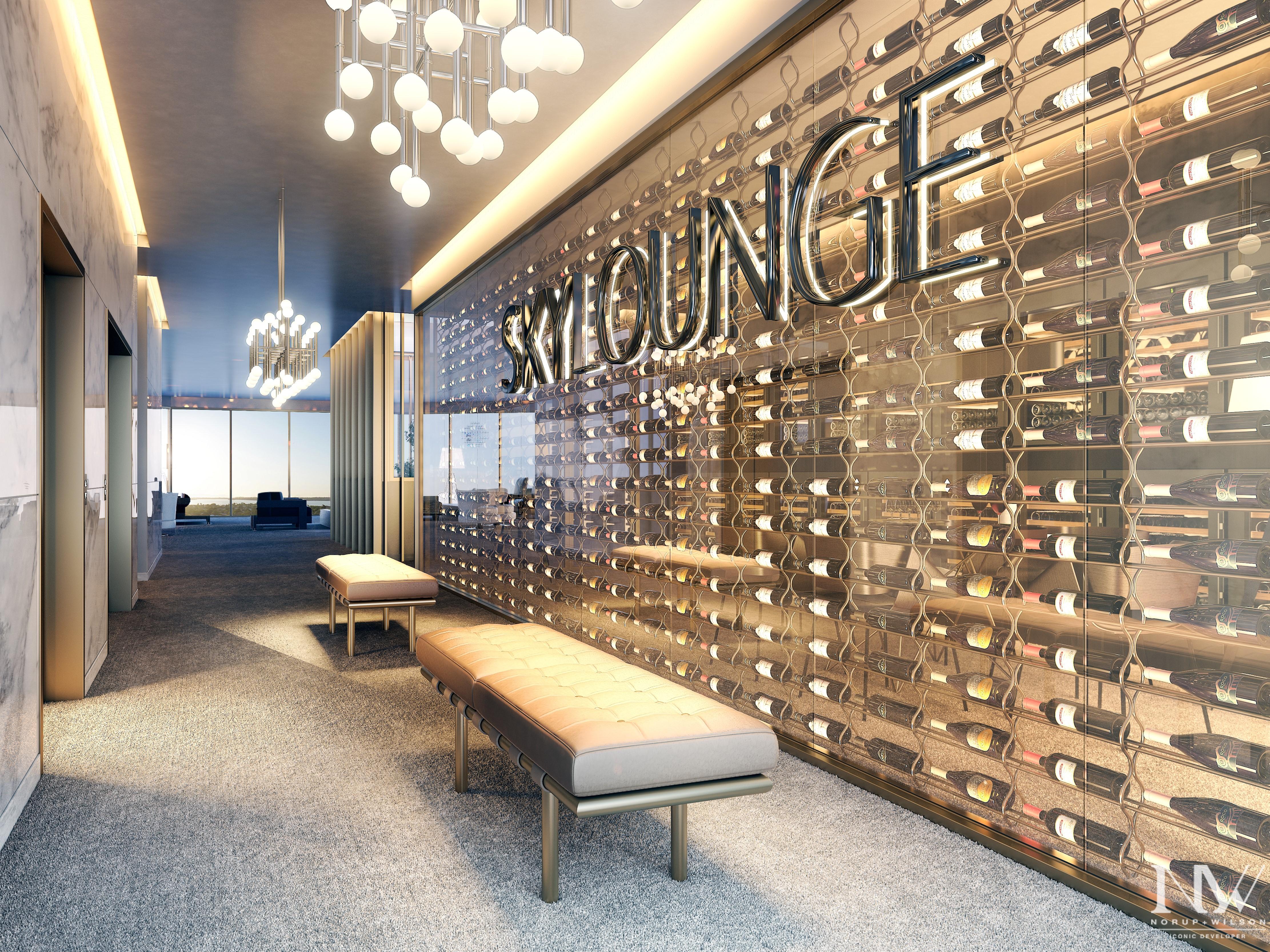 17 The Precinct - Sky Lounge