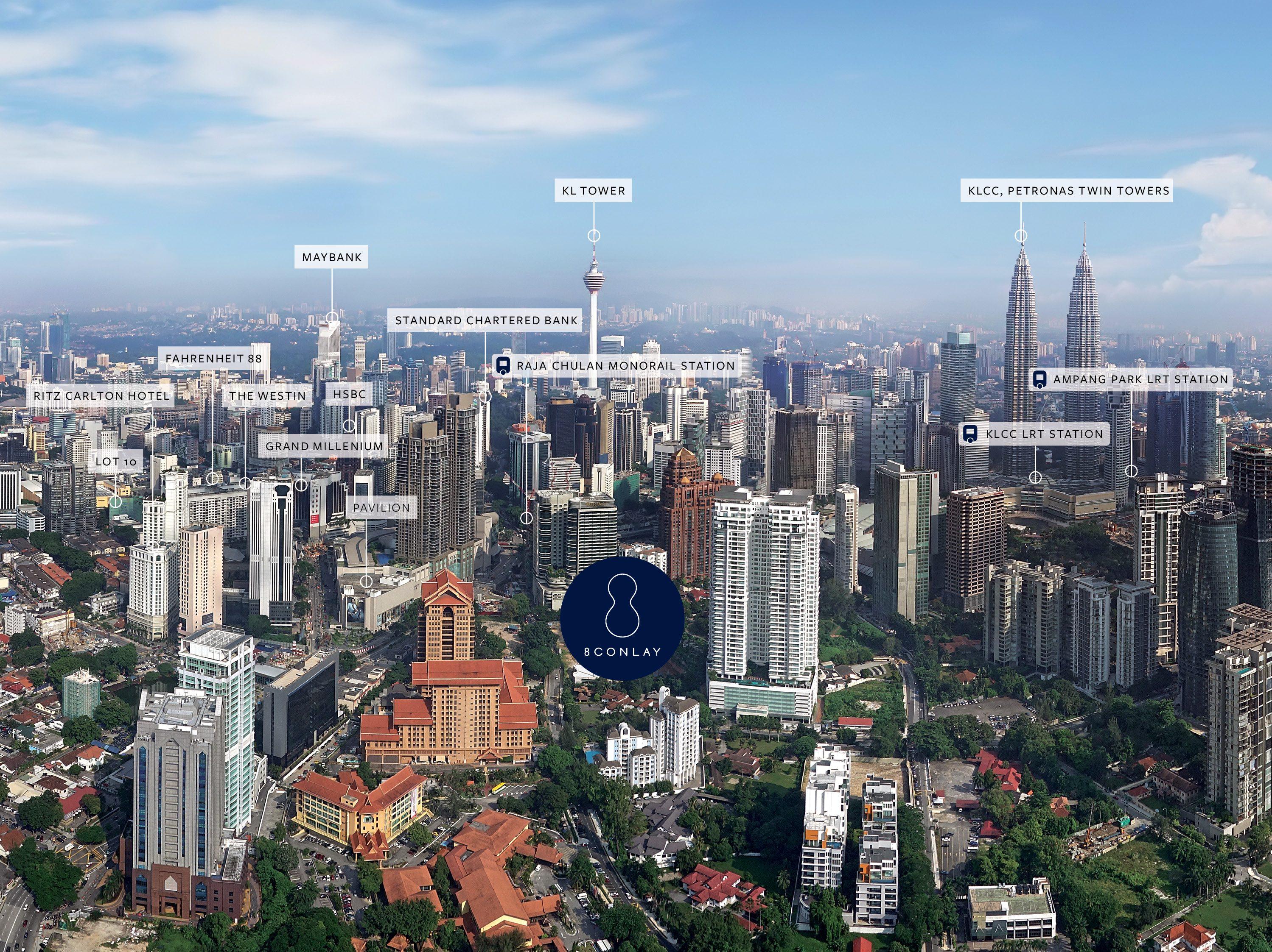 8 Conlay Panorama Map