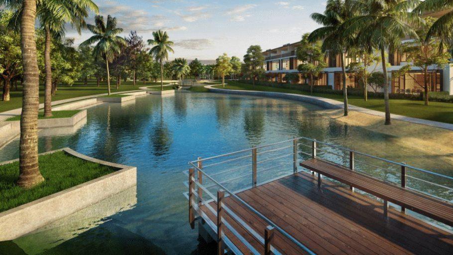 Lagoon Residences Senibong Cove Johor Malaysia Landscape 03