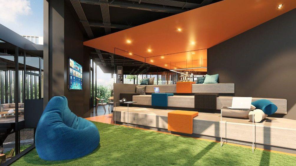 Thailand Bangkok Property Niche Mono Tiwanon Workshop Space